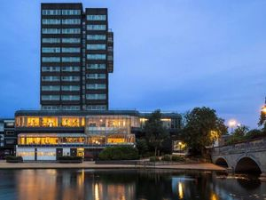 Information About Golf Hotel Mercure Bedford Centre Hotel Leadingcourses